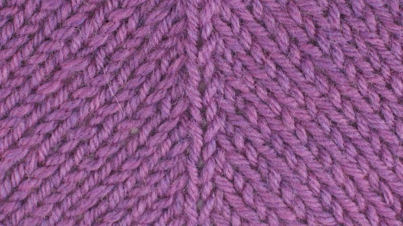 Mirrored Lifted Increases (Knit Left Loop and Knit Right Loop)