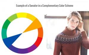 Complementary colors, color scheme, color wheel