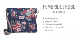top 5 knitting bags for sweater knitters, Cath Kidston