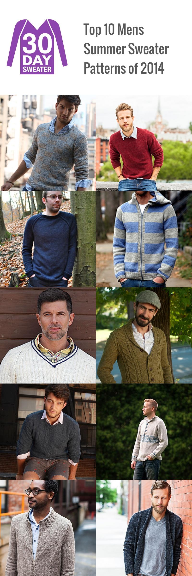 top10menssummersweaterpatterns