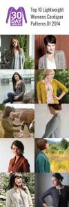 top ten lightweight cardigan patterns