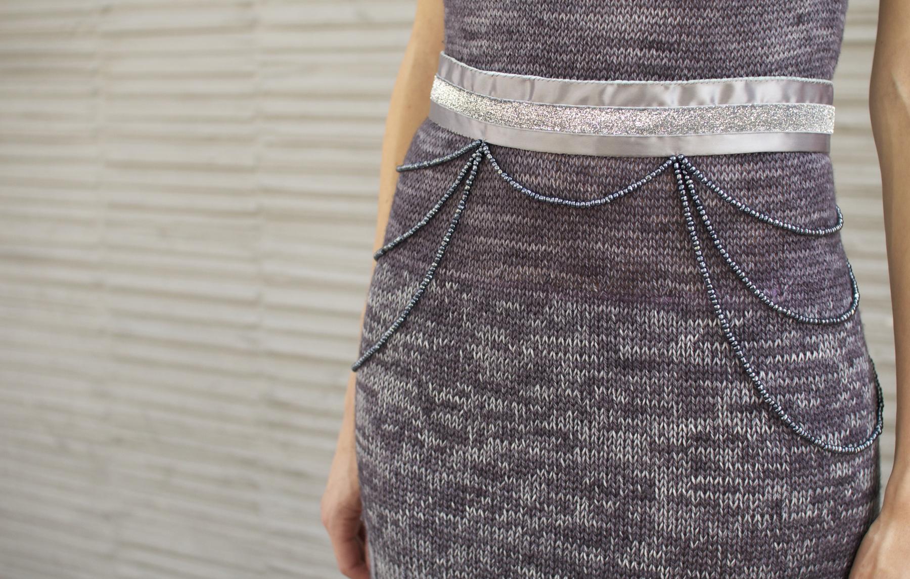 Marcella pattern belt
