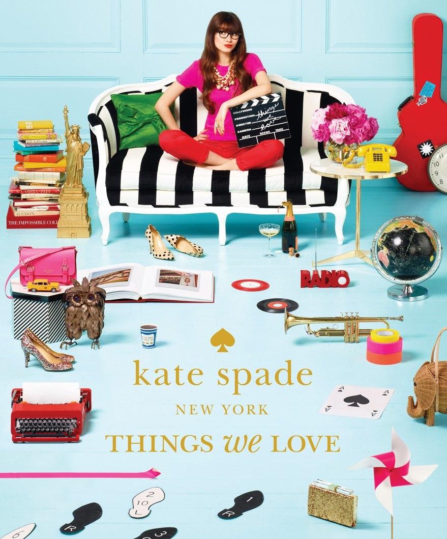 kate spade new york things we love inspiring books
