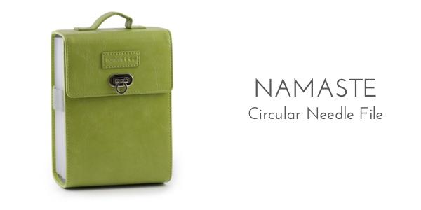 namaste circular needle file organization