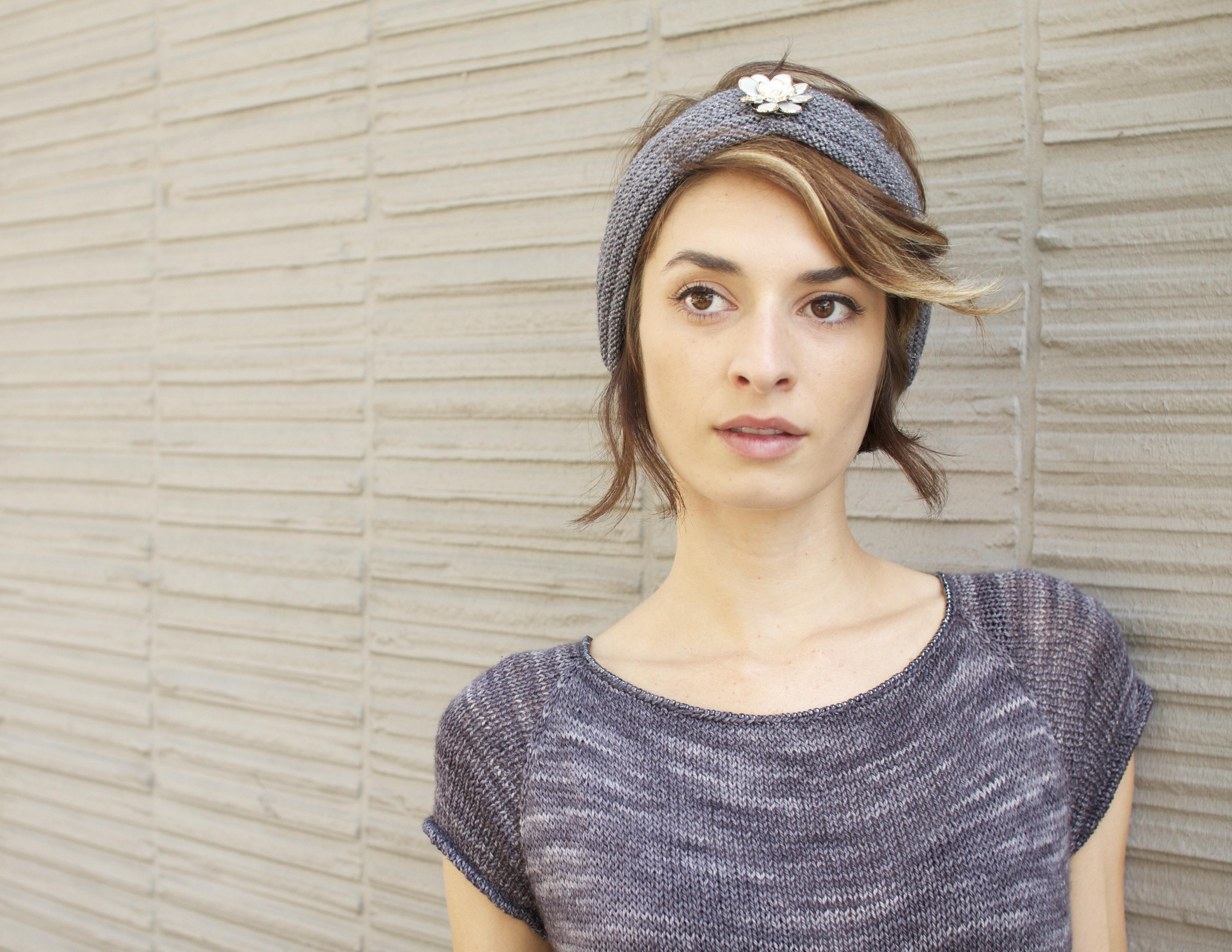 Marcella dress pattern front neckline