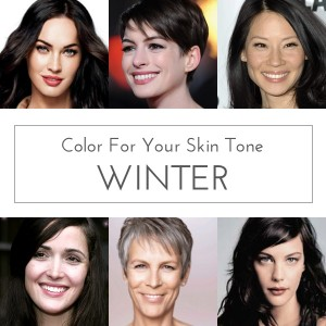 color analysis winter