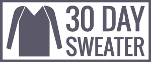 30 DAY SWEATER