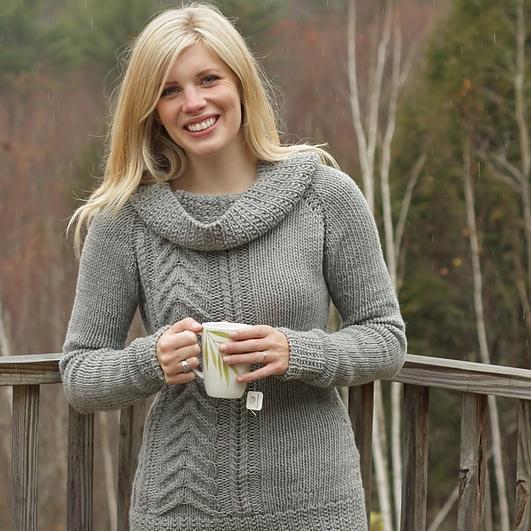 down east sweater pattern