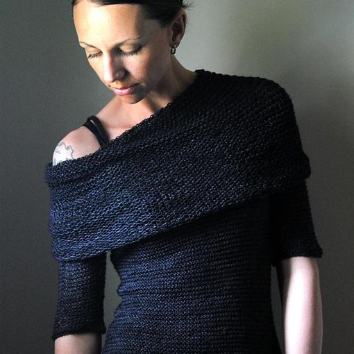 obsidian sweater pattern