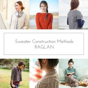 sweater construction raglan