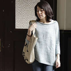 relax sweater pattern