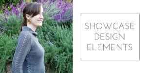 saddle shoulder showcase design elements